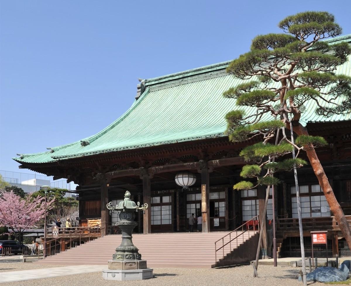 護国寺・本堂