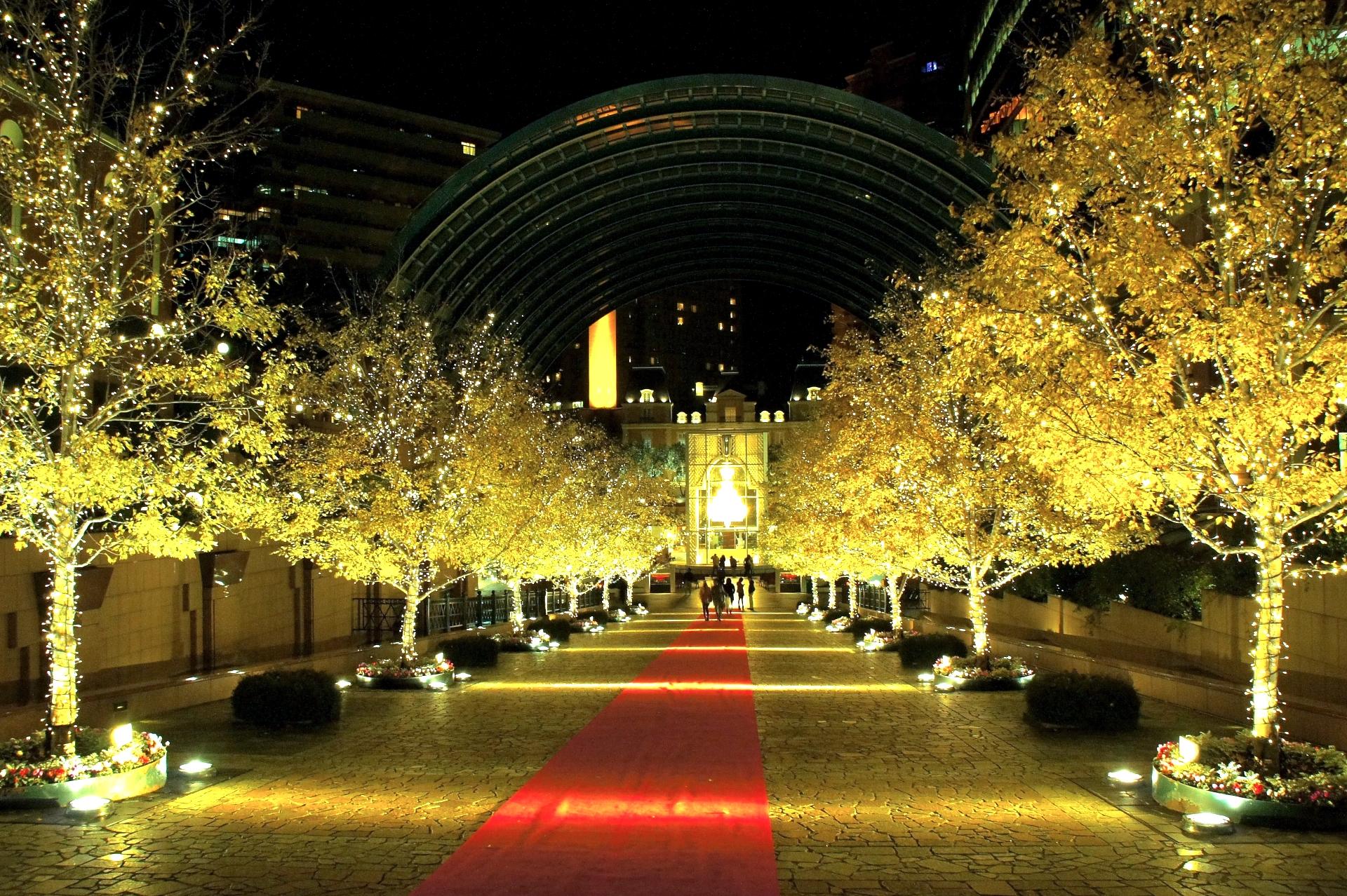恵比寿ガーデンプレイス ウィンター・イルミネーション