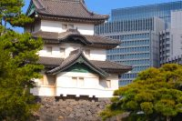江戸城 富士見櫓(皇居東御苑)