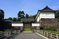 江戸城 清水門(重要文化財/北の丸公園)