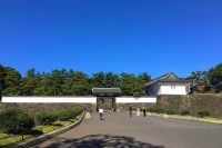 江戸城 桜田門(重要文化財)
