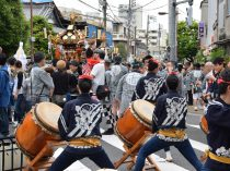 元三島神社例大祭|台東区|2019