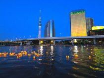 隅田川とうろう流し|2019
